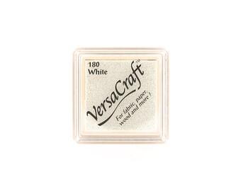 Stamp Pad-VersaCraft White