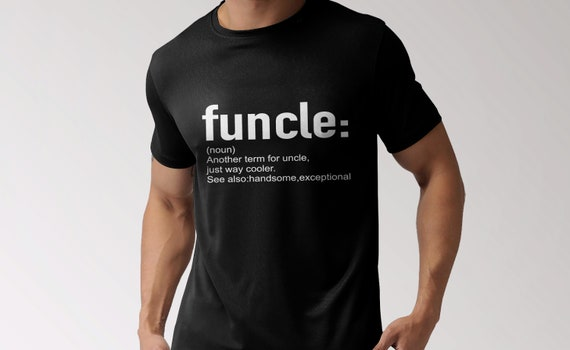 Funcle Svg Digital Art Funny Uncle Svg Artwork Is Done By Etsy
