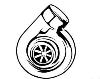 turbo charger etsy Dodge Turbo Van turbo turbo svg turbo turbo stickers turbo charger boost turbine boost car turbine car accessories svg cricut turbine iron ons