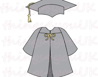 813b0fccf59d Cap and Gown svg