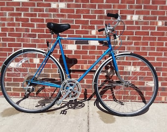 7b7aa34e35d Vintage Bianchi Road Bicycle