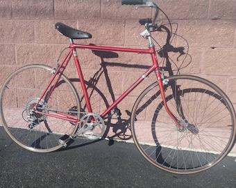 Vintage Azuki Road Bicycle