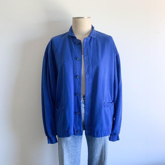 Vintage Blue Chore Jacket