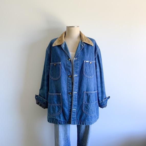 Vintage Lee Blanket Lined Chore Jacket