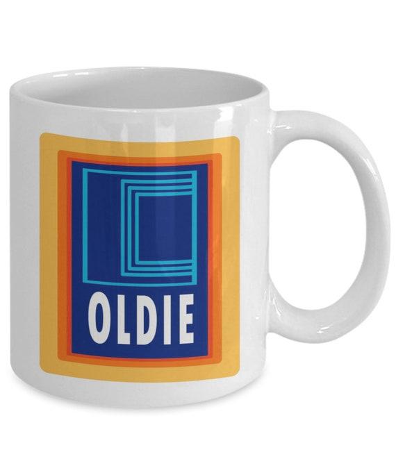 Oldie Aldi Funny Novelty Gift Mug