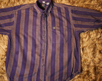 2e2caca8 vintage 90s IZOD Button Up