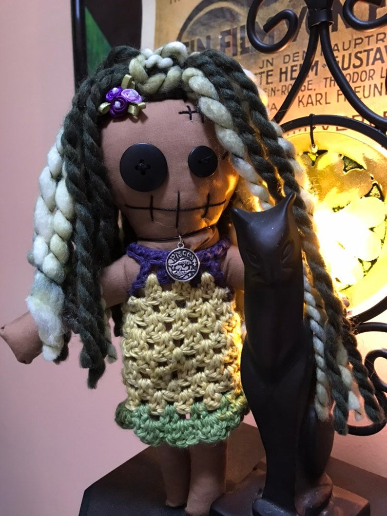 Pisces Doll to help increase intuition