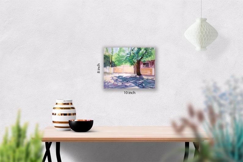 Wall Art Painting Prints  Landscape Painting Artwork image 0