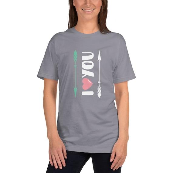 Je vous coeur, amour chemise, cadeau Valentin, de Saint Valentin, cadeau  couple ... 06135d0fc4e