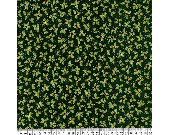 GREEN /& PURPLE FLORAL Print 100/% Cotton Fabric 114cm wide  FQ// Half Metre// Metre