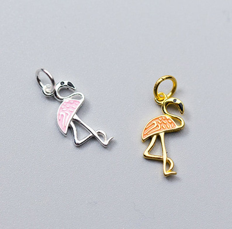 2 pcs Golden Elegant Ballet Girl Look Metal Charms Pendants Craft Findings DIY