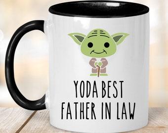 bcb665017 Yo Da Best Father In Law Coffee Mug, Gift for Father In Law, Funny Gift For Father  In Law, Best Father In Law Mug, Father In Law Gift