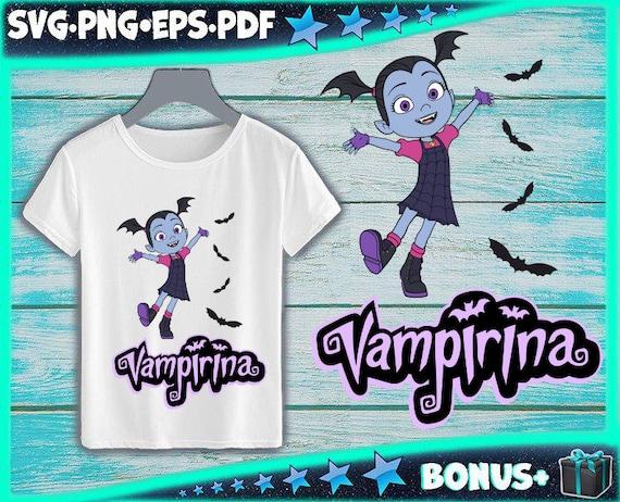 Vampire Girl Svg Vampire Cut File Girl Vampire Vampire Svg Etsy