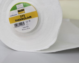 Nonwoven line Thermolam 272 - 90 x 100 cm