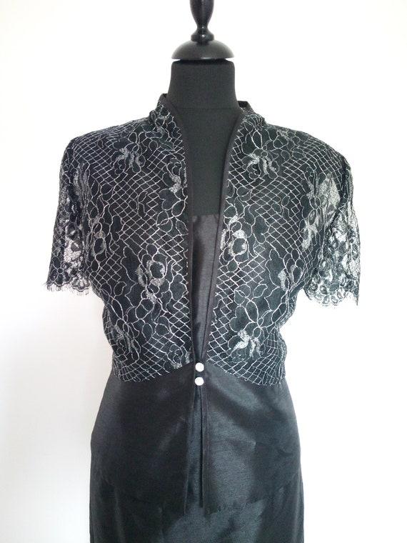 Set Vintage Dress and Jacket 50s style