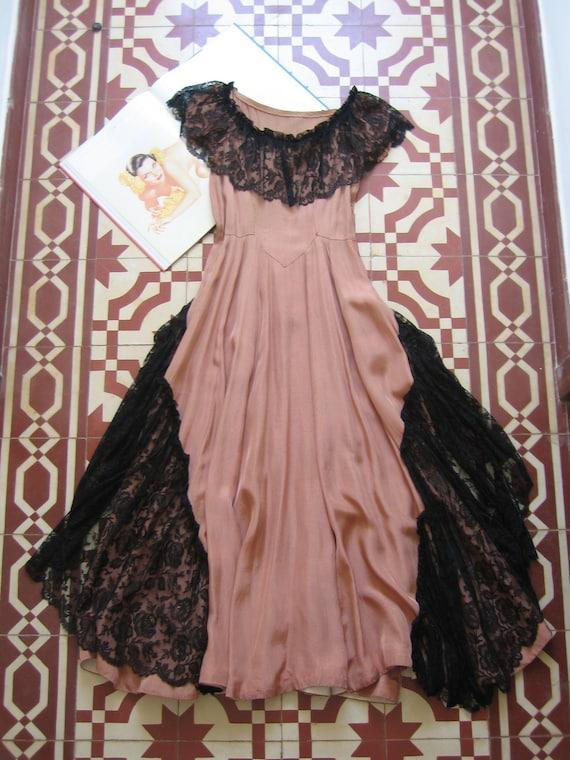 Vintage Handmade dresses 50s