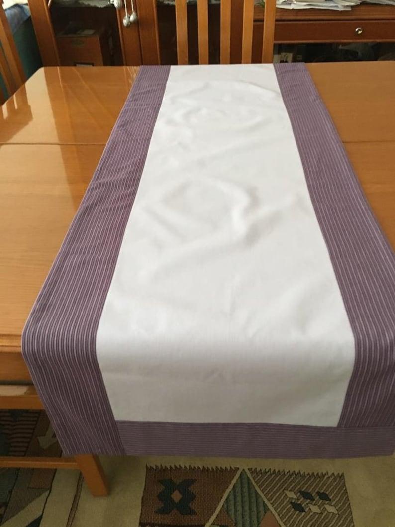 Table linens Cotton runner Fabric table runner Colored table runner Table cloths Table runner Modern runner