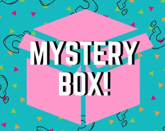 Mystery slime box! *uk seller great gifts for all!