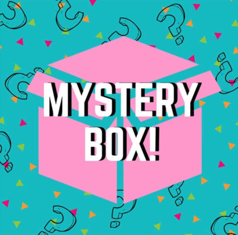 Mystery slime box uk seller great gifts for all image 0