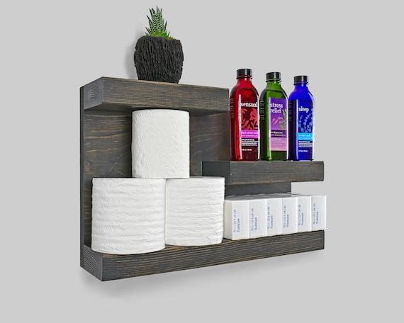 17 Bathroom Wall Decor Floating Shelf, Modern Bathroom Wall Cabinet