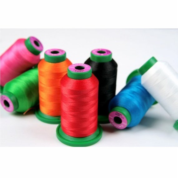 ISACORD MACHINE EMBROIDERY THREAD 1000M EVERGREEN 5326