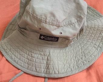 576a3453dc5 Vintage Columbia boonie bucket hat unisex