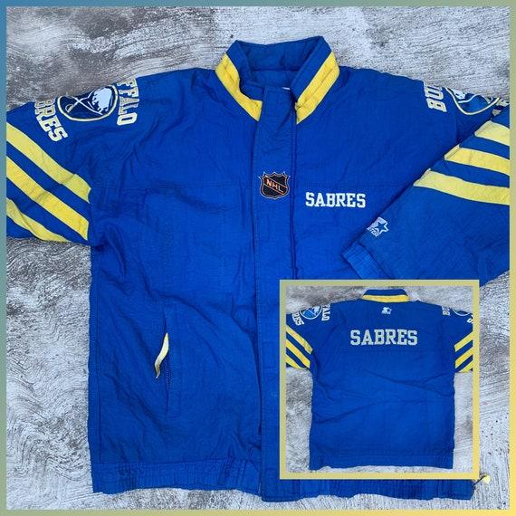 Vintage starter Buffalo Sabres full zip jacket 90s