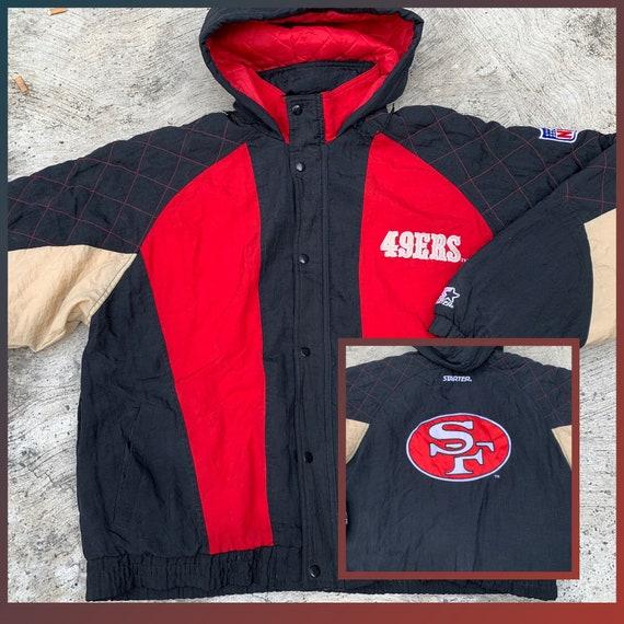 Vintage starter San Francisco 49ers jacket 90s NFL