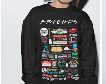 b934a21e549 Friends sweatshirt
