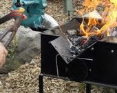 Charcoal Blacksmith Forge