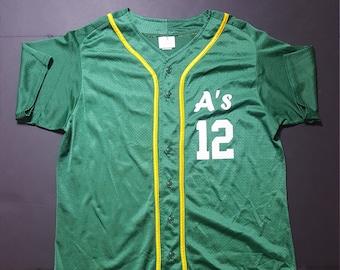 free shipping 0ea38 17774 Oakland athletics jersey | Etsy