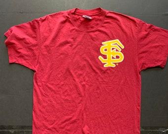b069e025 Vintage Florida State University Seminoles Tshirt -- Vintage Unisex Tshirt