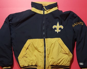 Vintage NFL New Orleans Saints Coat -- Vintage Unisex Coat f59abab30