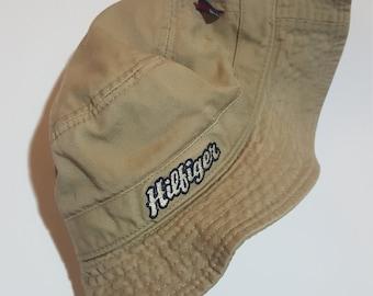 0a6d411674f Vintage Tommy Hilfiger Bucket Hat -- Vintage Unisex Bucket Hat
