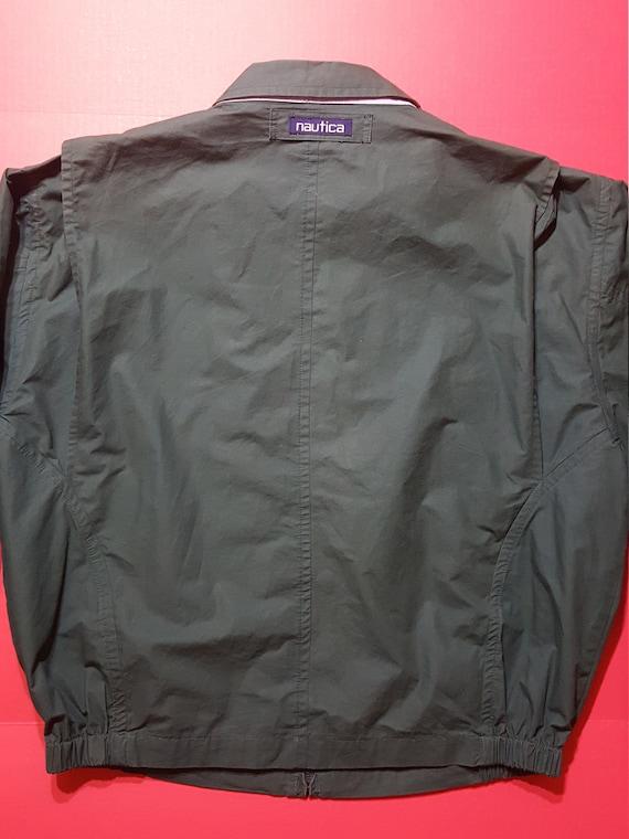 Vintage Nautica Jacket -- Vintage Mens Jacket - image 4