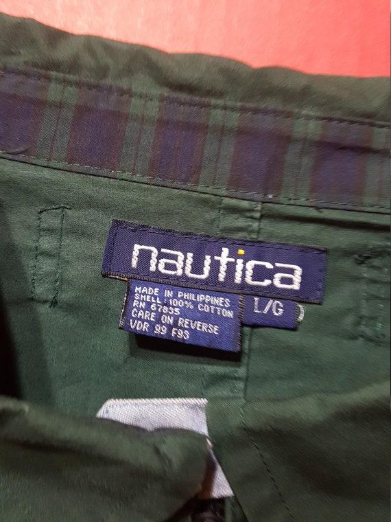 Vintage Nautica Jacket -- Vintage Mens Jacket - image 5