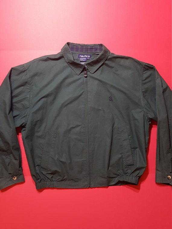 Vintage Nautica Jacket -- Vintage Mens Jacket - image 1