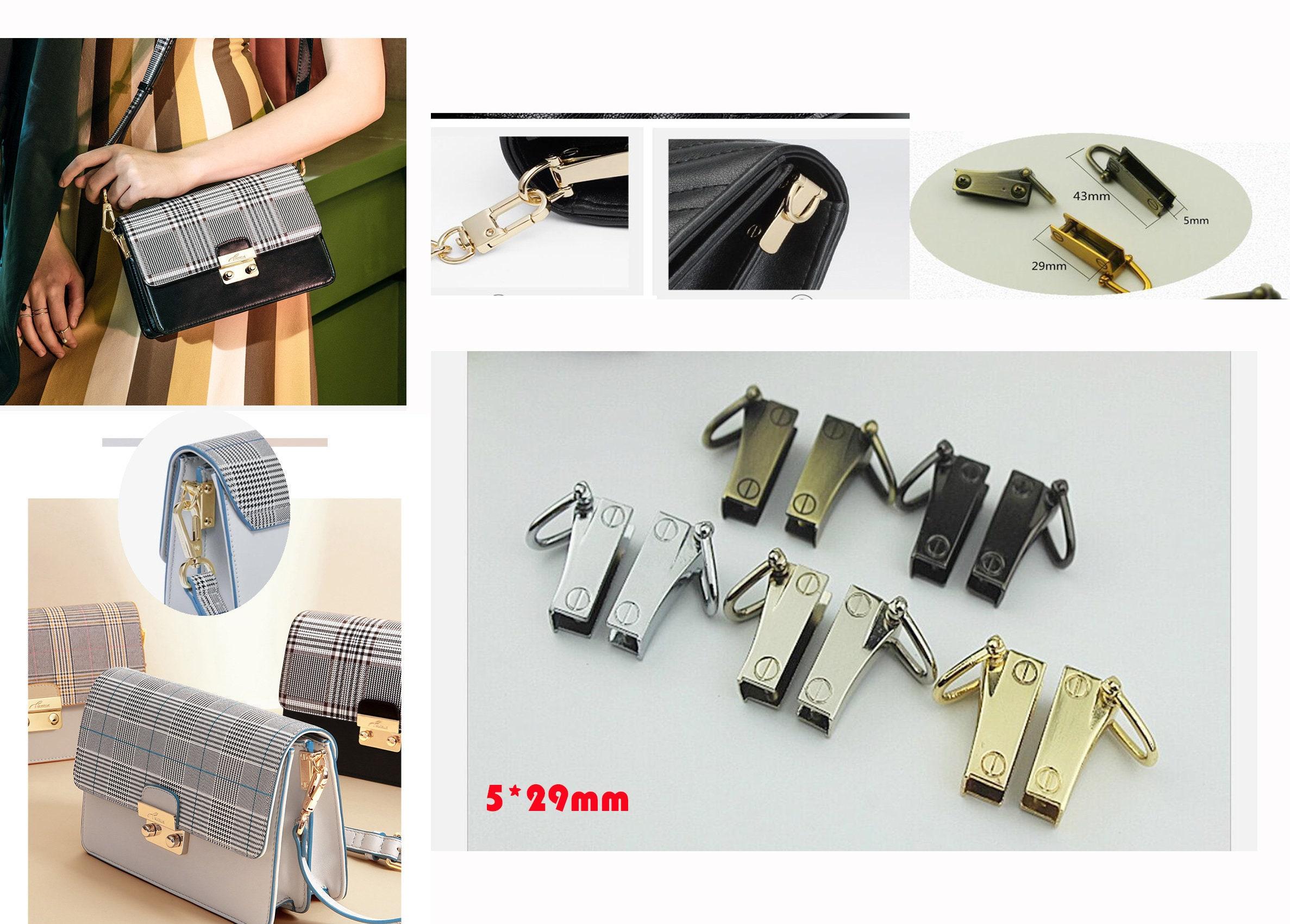10 pairs 285.5mm bags side chain hook clasp belt screw  47dfa0f984b8b
