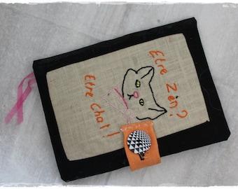 Creative Notebook - Bullet Journal Cat addict - Diary