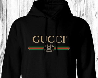 f8ebf27c007 Gucci Logo Hoodie