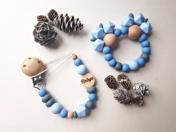 1 Free Gift /& Instructions Dummy //Teething Kit Naturally Adored