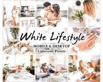 21 Lightroom MOBILE Presets - Lightroom Presets - Instagram Filter - Mobile Preset & Desktop Preset, Lifestyle Blogger Presets