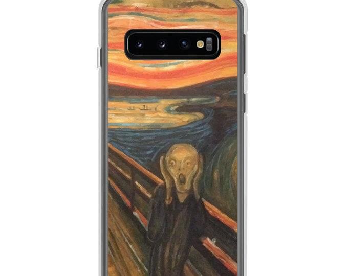 The Scream, Samsung Case, Vintage/Antique Painting, Edvard Munch 1893