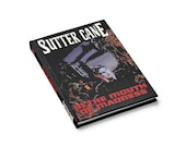 In The Mouth Of Madness, Hardcover Journal, Ruled Line, Inspired from Fictional Sutter Cane Cosmic Horror Novel, Lovecraft, Notebook