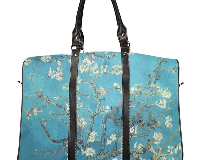 Almond Blossoms, Travel Bag, Vintage, Antique Painting, Vincent Van Gogh, 1890