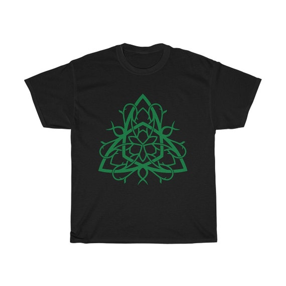 Celtic Tree Of Life Knot, Unisex 100% Cotton T-shirt, Irish, Scottish, Welsh