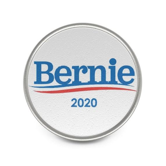 Bernie 2020, Pewter Pin