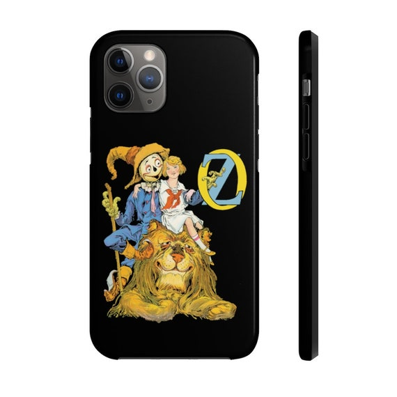 Dorothy, The Scarecrow & The Cowardly Lion, iPhone 11 Tough Case, Wizard Of Oz