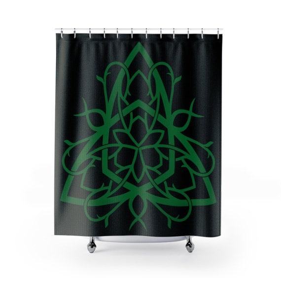 Celtic Tree Of Life Knot, Shower Curtain, Irish, Scottish, Welsh
