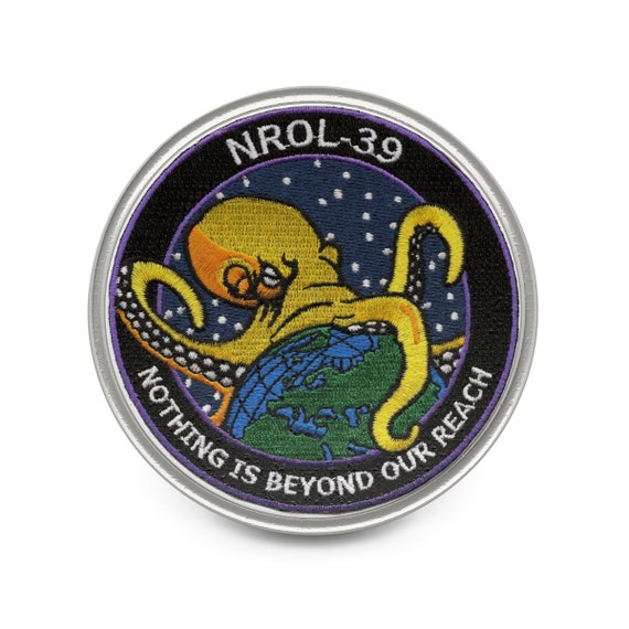 Nothing Is Beyond Our Reach, Pewter Pin, NROL-39 Surveillance Satellite Mission